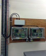 Commtronix Temporary Telemetry Installation