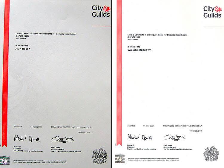free fake certificates